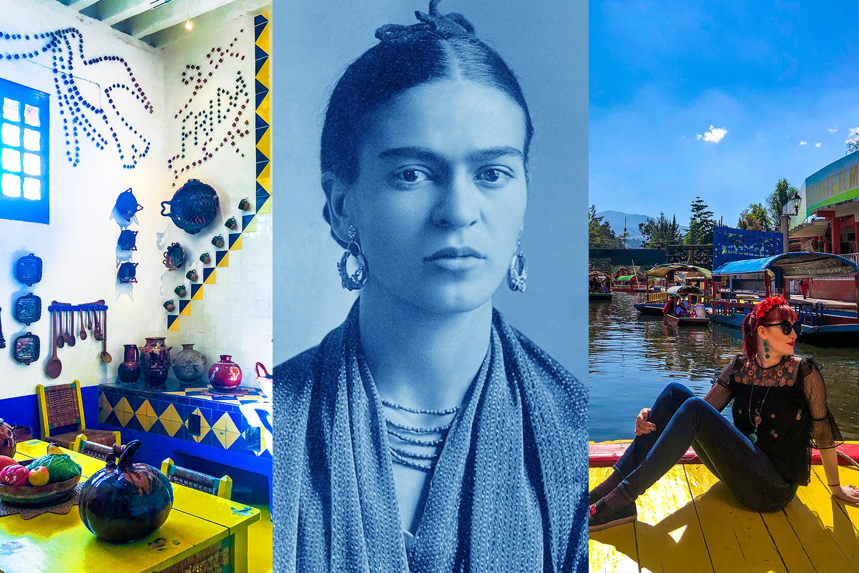Museum Of Modern Art Mexico City Frida Kahlo
