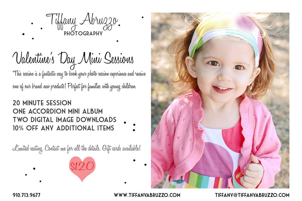 family-photographer-Wilmington-NC-Tiffany Abruzzo-giveaway