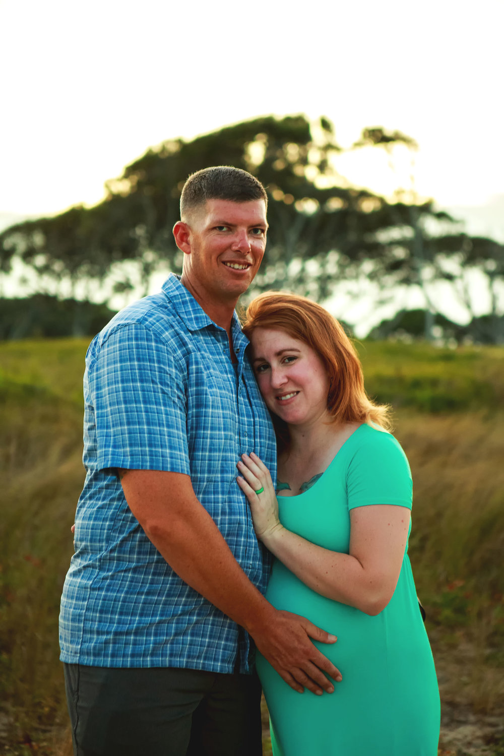 Fort_Fisher_Maternity_Session_Tiffany_Abruzzo_Wilmington_Photographer
