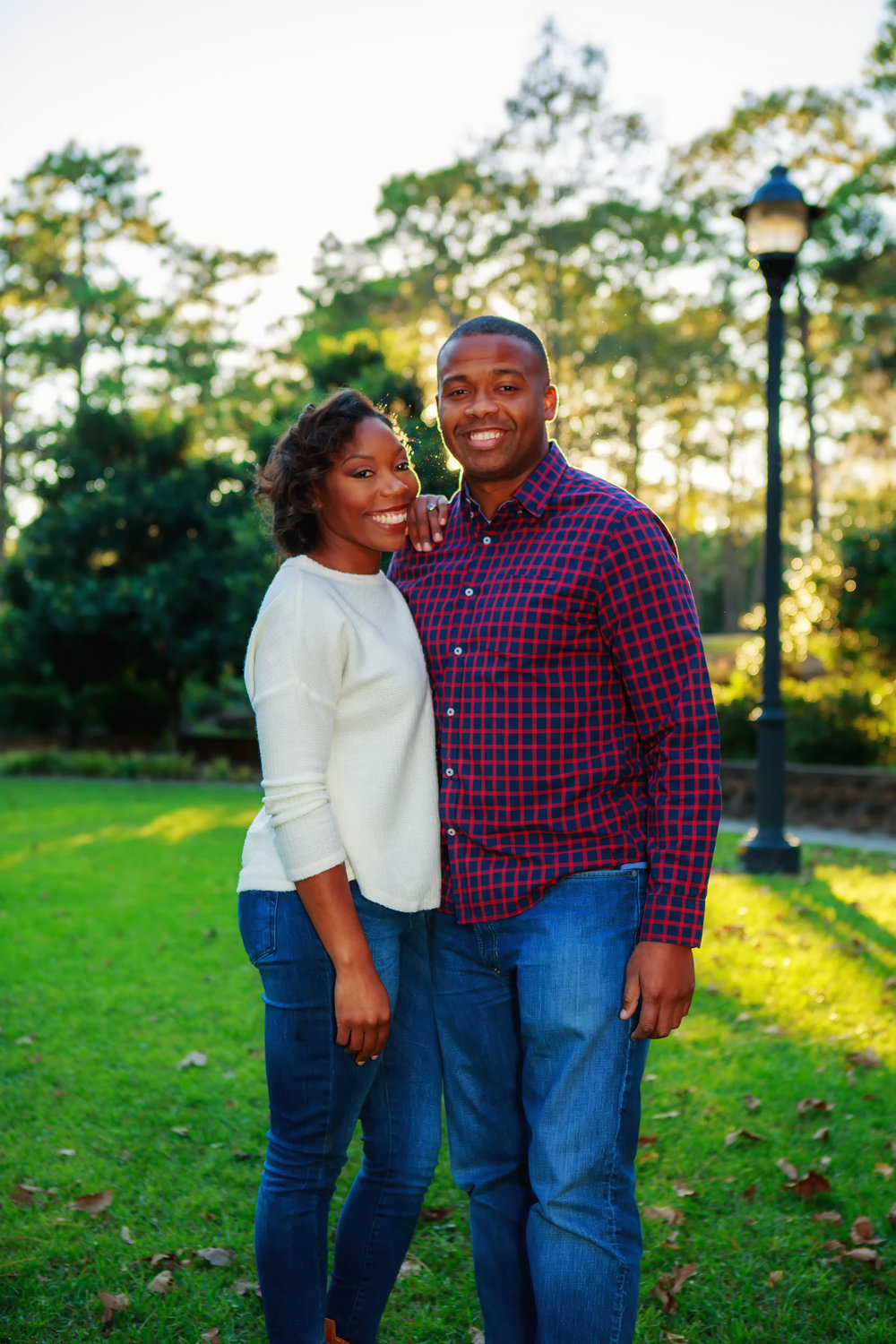 Fayetteville NC Wedding Photographer Fort Bragg Engagement Tiffany Abruzzo Photography