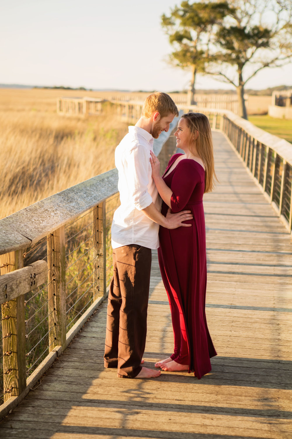 Wilmington Wedding │Fort Fisher Engagement Session │Tiffany Abruzzo Photography │A & S 14.jpg