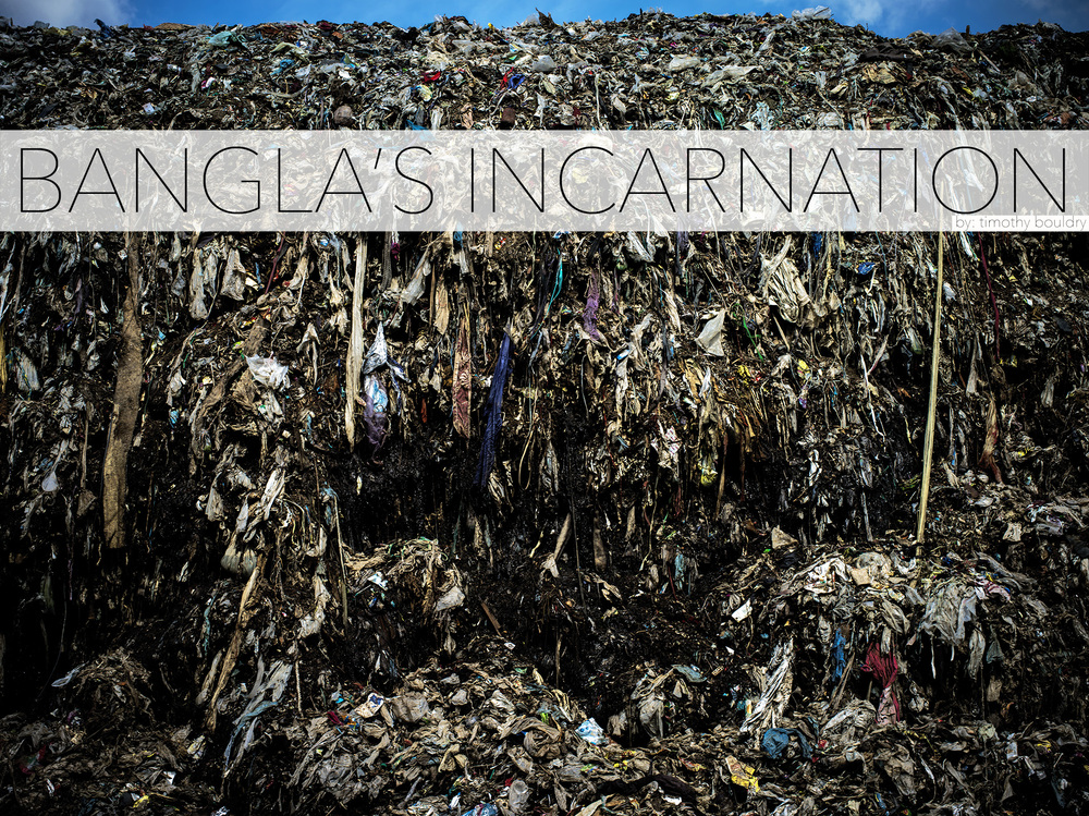 Matuail Landfill is Bangladesh's largest landfill located in the capital city of Dhaka.