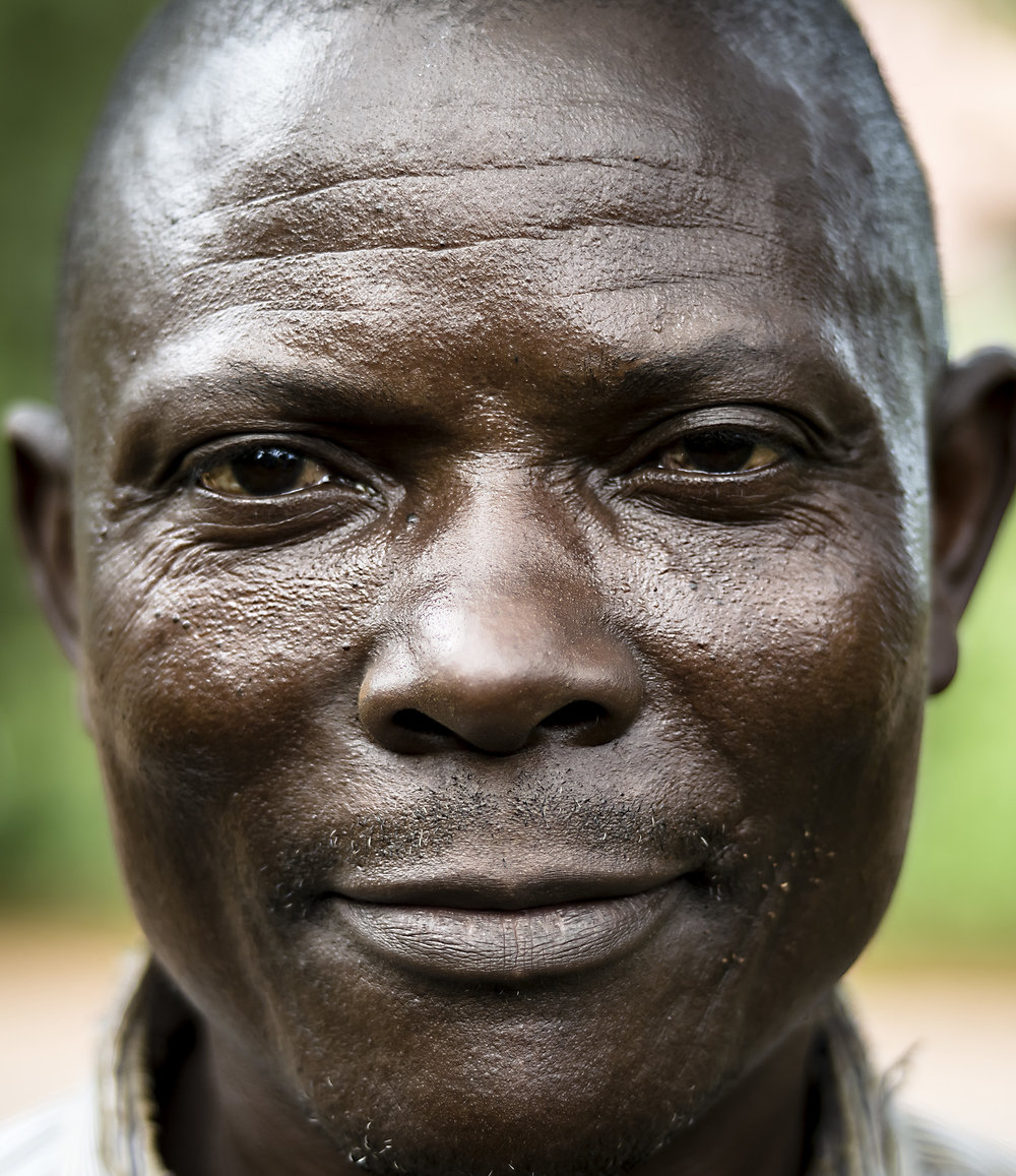 I end the photos with this face because this man is a farmer who receives the sifted and treated soil from the composting and dumpsites to grow gardens. He is one of the completions of circularity for waste besides recycling material; gardening and starting new life cycle.
