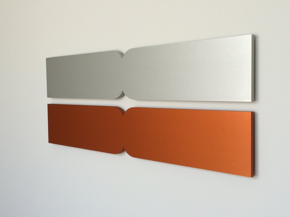 next-tide / Anodized aluminum