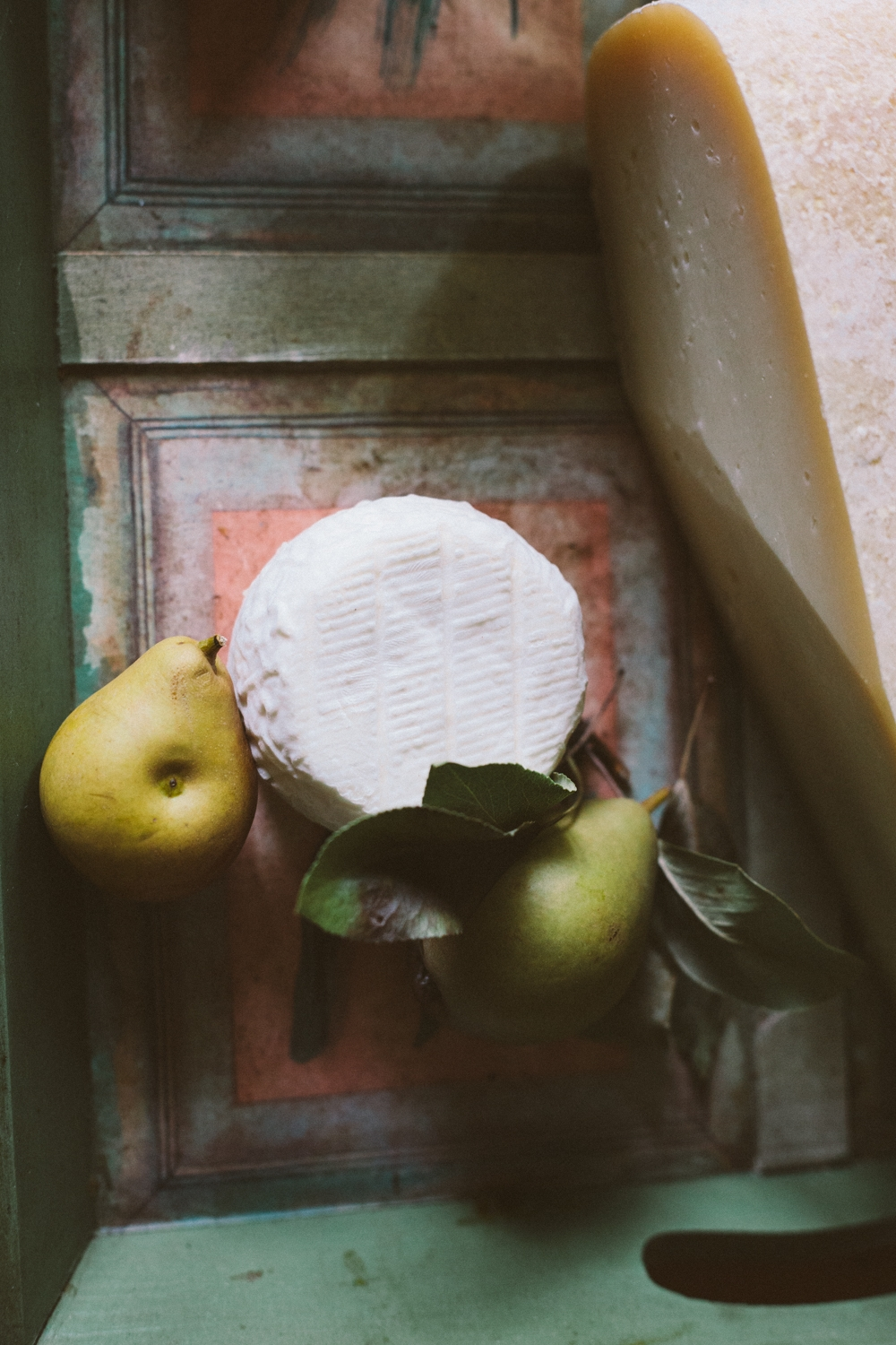 Goat Cheese, Food Photography, Photographer, Michigan, Organic, Styled Shoot, Fruits