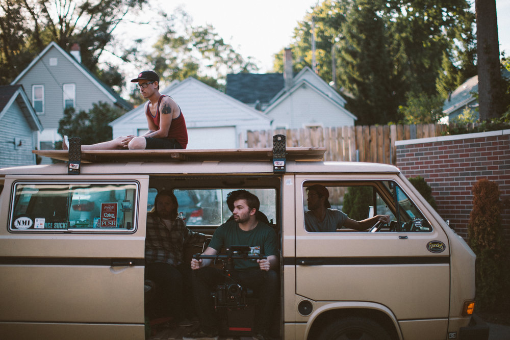 Frontier Ruckus, Music Band, Behind The Scenes, Music Video, Creative, Photographer, Grand Rapids, Michigan