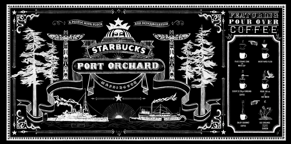 Port Orchard Chalk