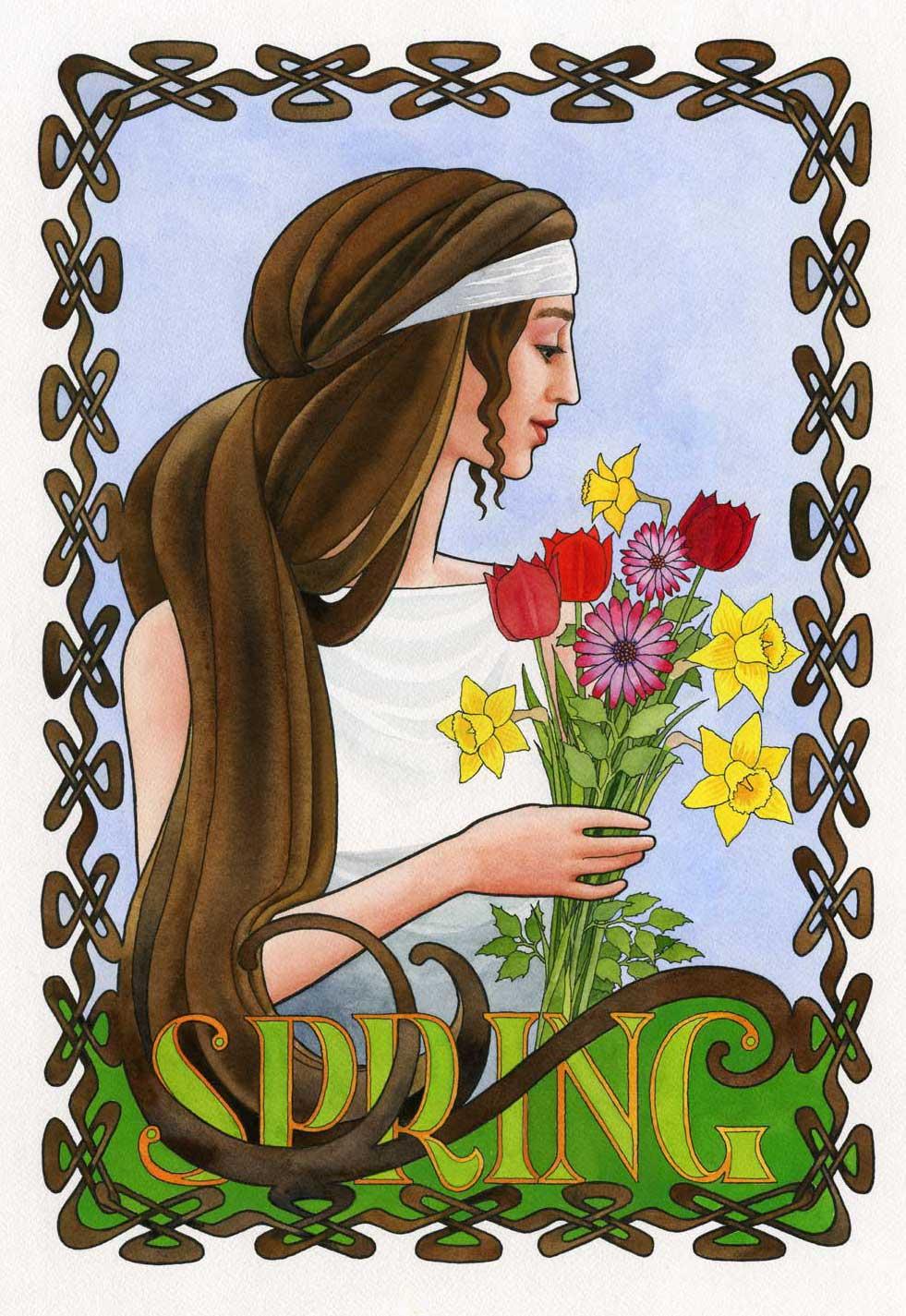 The Four Seasons II: Spring