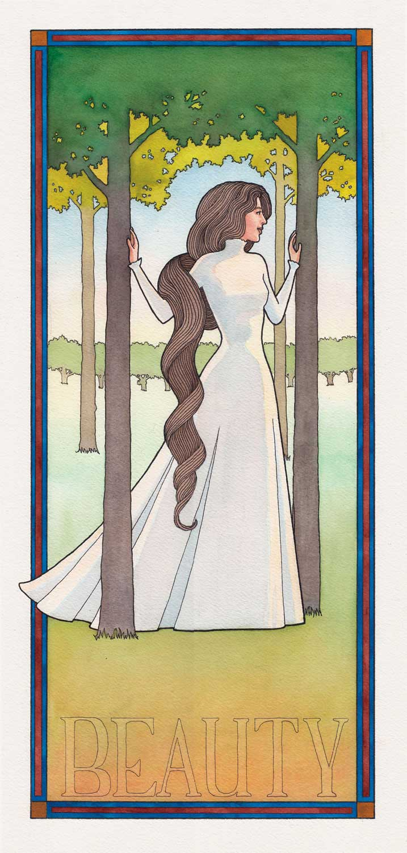 The Three Graces: Beauty