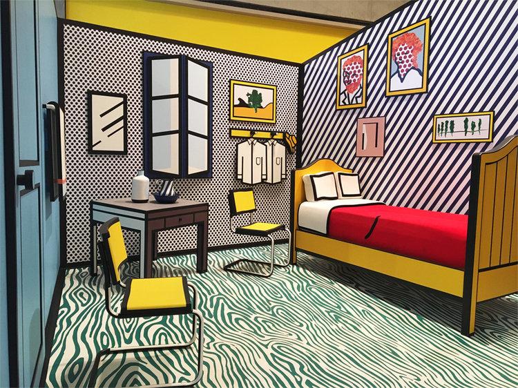 BEHIND THE SCENES: BEDROOM AT ARLES — Debi van Zyl