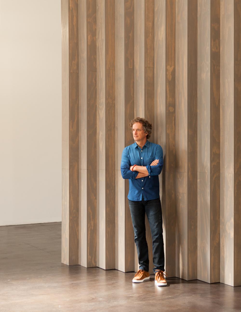 Yves Béhar // Mr Porter