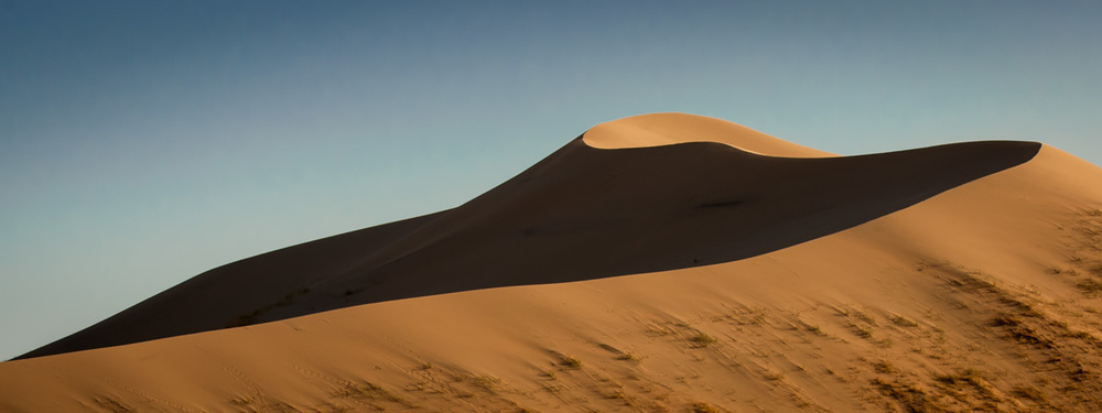 Kelso Dunes offer pristine wilderness, beauty and solitude.