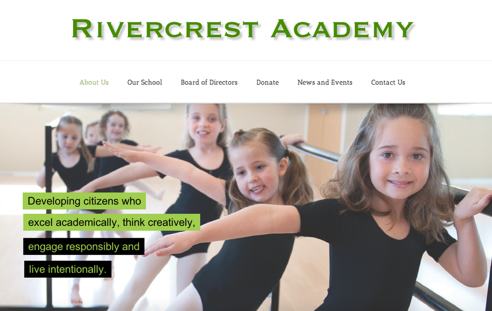 Rivercrest Academy