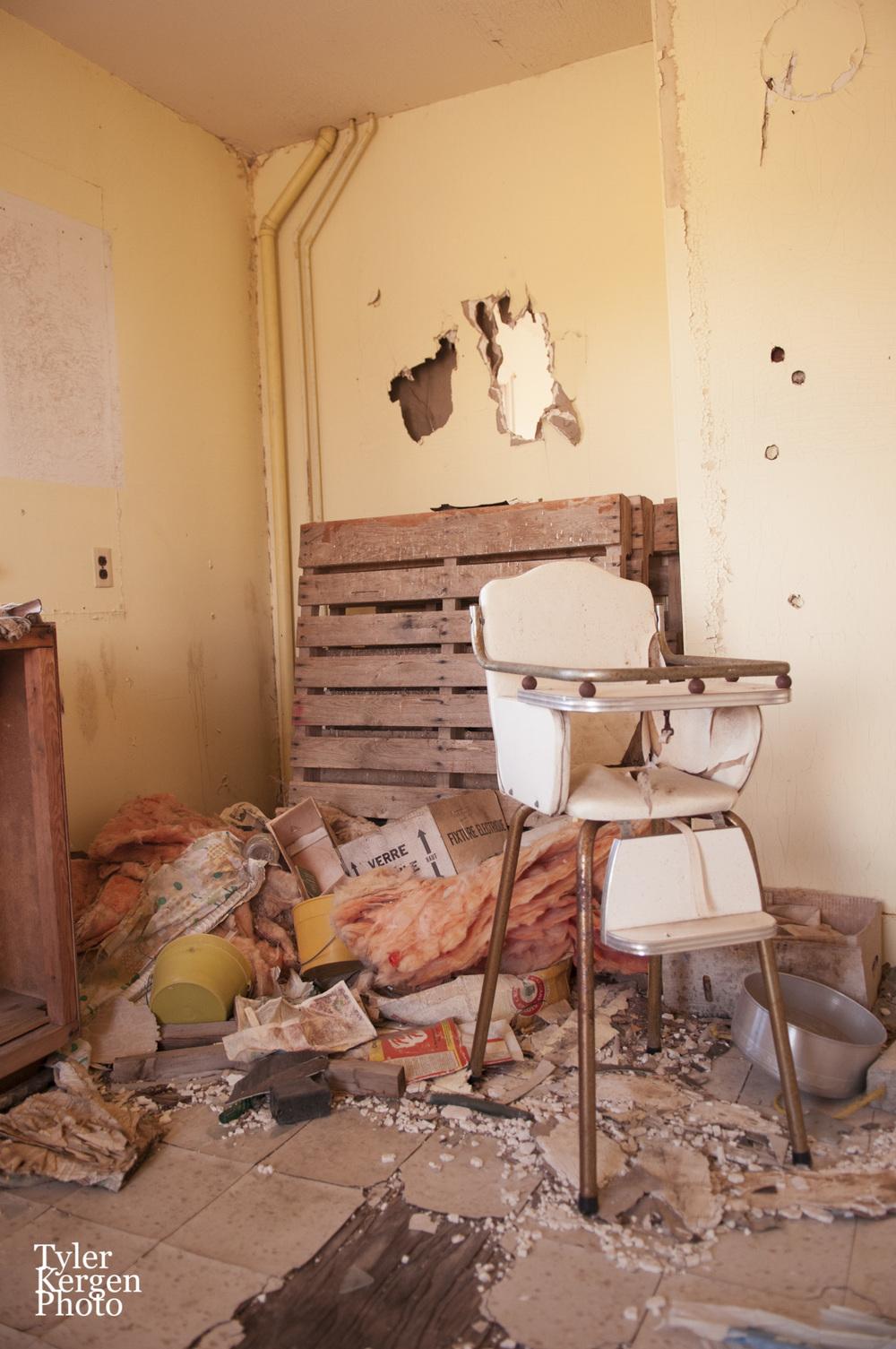 Abandoned House @ Rosetown, SK