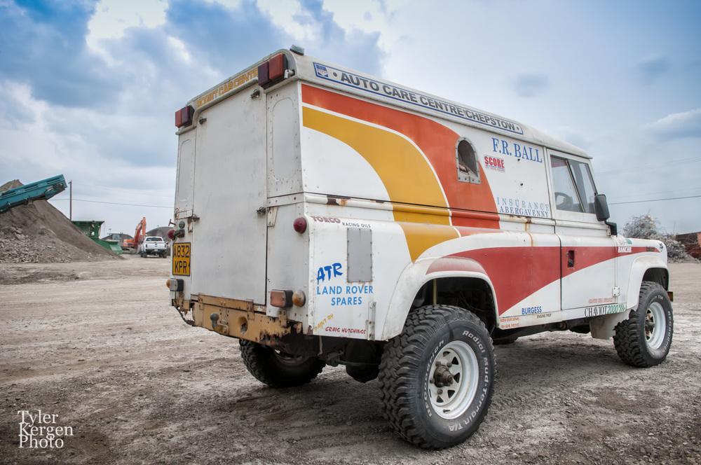 Baja Land Rover 2