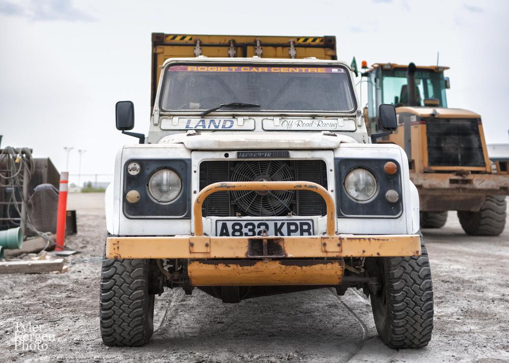 Baja Land Rover 4
