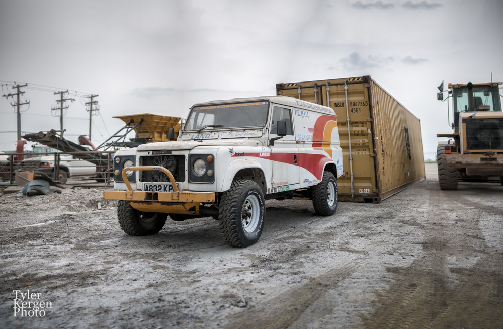 Baja Land Rover 5