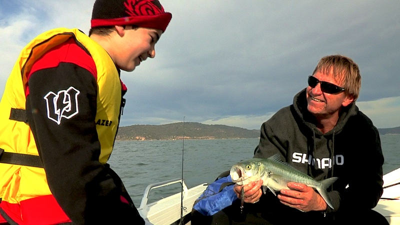 Surface fish on metals can be great fun