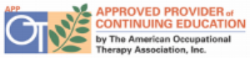 The assignment of AOTA CEUs does not imply endorsement of specific course content, products, or clinical procedures by AOTA.