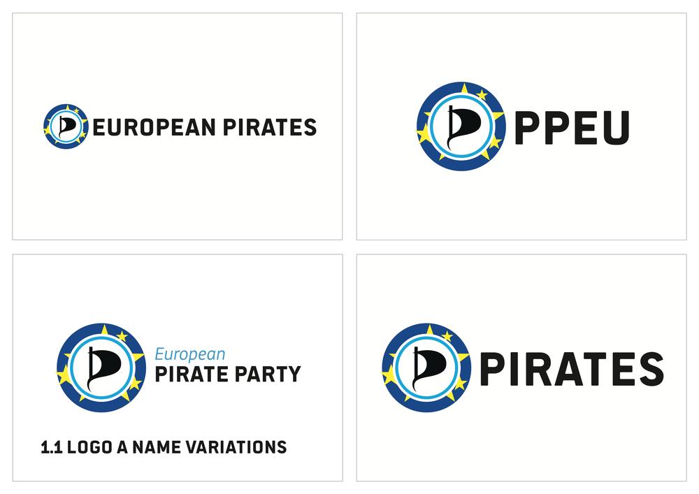 Logo Variationen