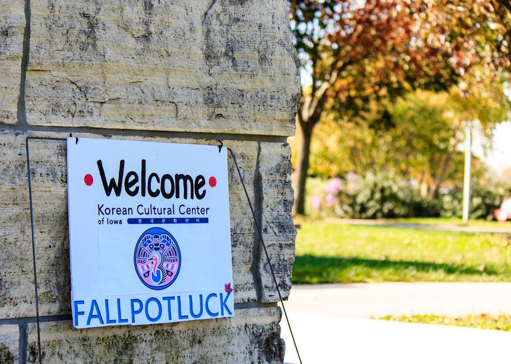 Fall Potluck 2015