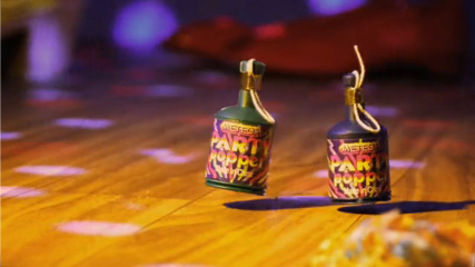New promos for Australia TV1 in stop motion.    Celebration     Beach     Sausage party