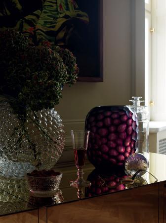Interiør. Vase fra Svensk Tenn og Bambola M vase fra GUAXS.