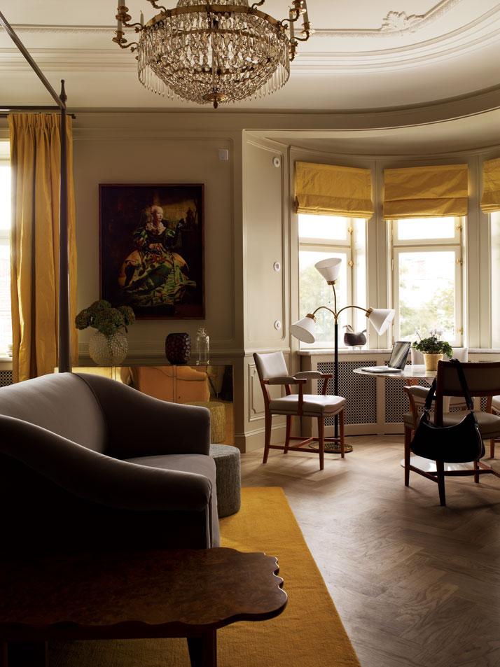 Suite med Bambola vase fra GUAXS.