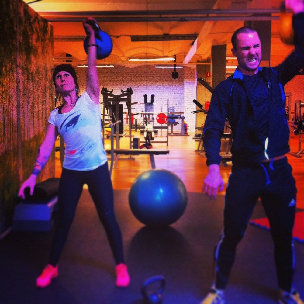 Tove & Andreas Training For #Toughestrace