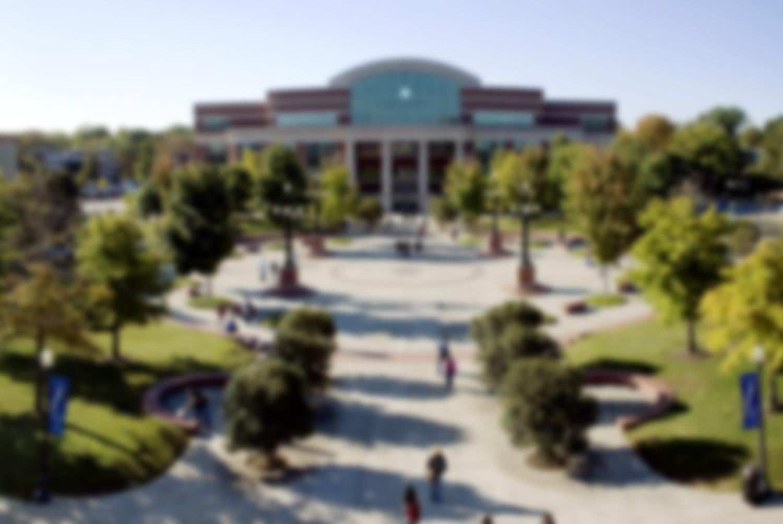 Memphis University Campus