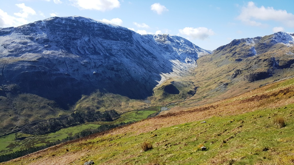 Grisedale and St Sunday Crag