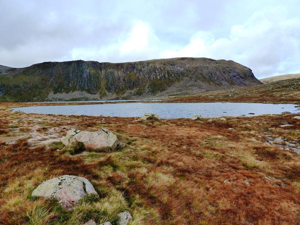 Loch Etchachan and Carn Etchachan  P1030917.JPG