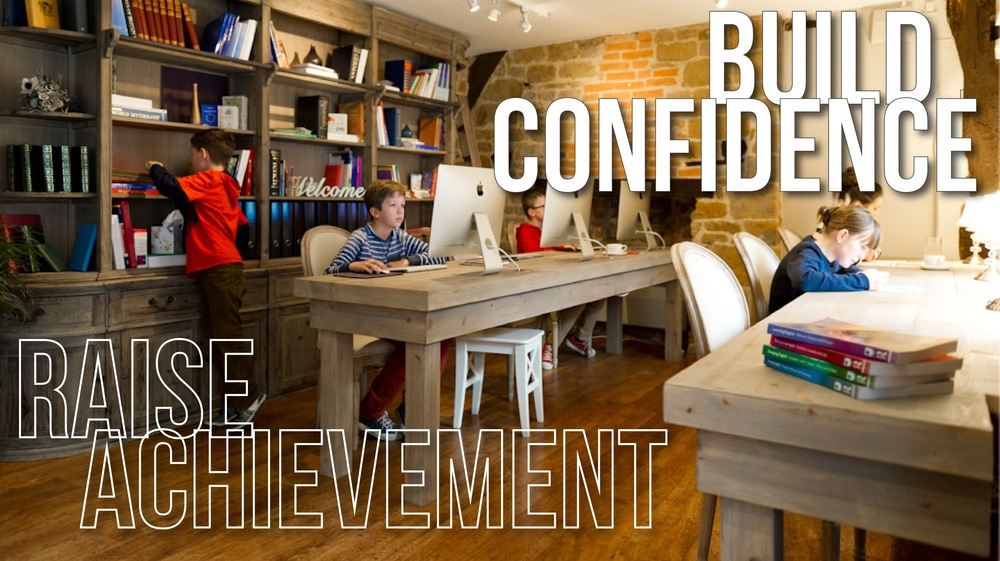 Build confidence, raise achievement at Inicio.