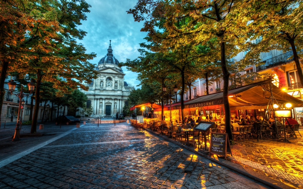 Sorbonne University, Paris