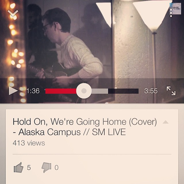 If you missed it yesterday, catch our latest session on youtube.com/studiomalive #drake #holdonweregoinghome #newmusic #indiemusic #music #SMLIVE #session #cover #youtube