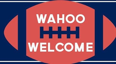 It's #welcomeweek2016 @theuniversityofvirginia and we are rocking the Wahoo Welcome at Scott Stadium tonight @uva_2017 @uva18 @uva2019 @universityofvirginia2020 @uvaupc