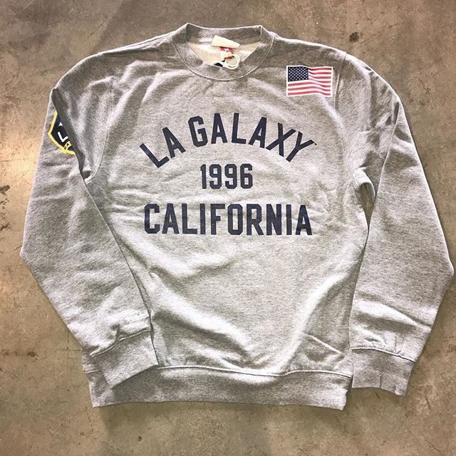 LA Galaxy crew by @mitchellness on deck now @mamcoutureboutique! #feelikeamill . . . . . #mamcouture #mamcoutureboutique #streetwear #style #boutique #fashion #denverboutique #denver #mensfashion #womensfashion