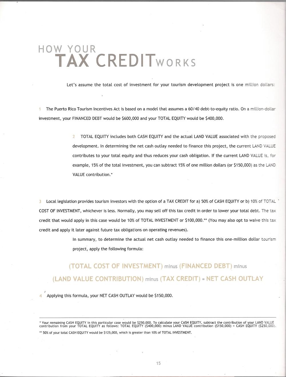 Investors' Brochure PRTC