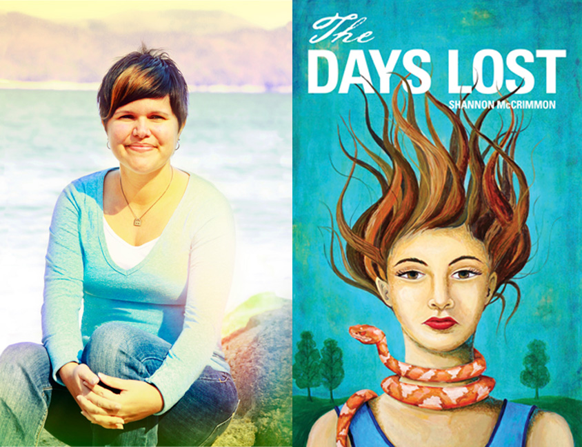 The Days Lost by Shannon McCrimmon