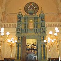 Sanctuary at Park East Synagogue