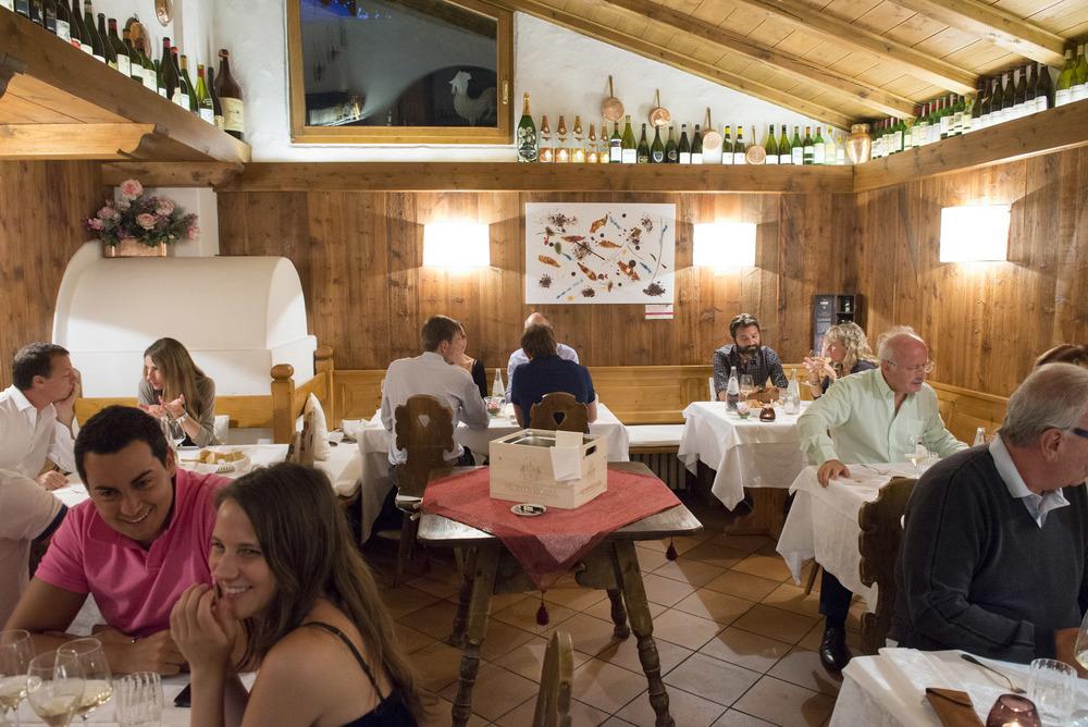 Il ristorante Tivoli