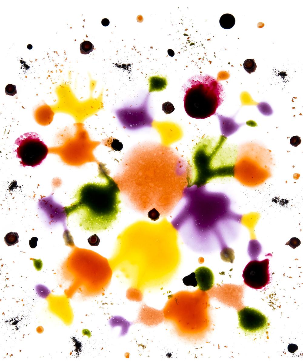 """""""Tracce di caponata"""" - La nuova opera di Colortaste nata dall'esperienzadello Chef Riccardo La Perna e Alfonso Catalano"""