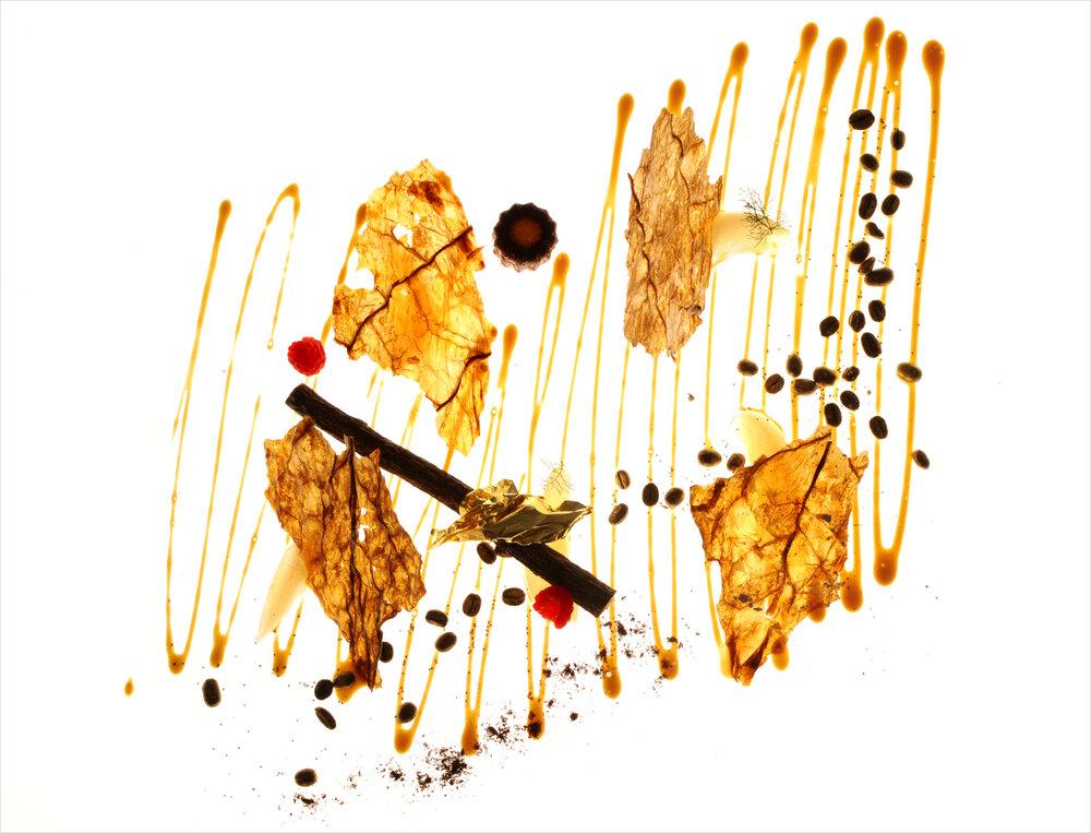 GOLD AND TOBACCO TASTE OF TUSCANY - ORO E TABACCO SAPORE TOSCANO