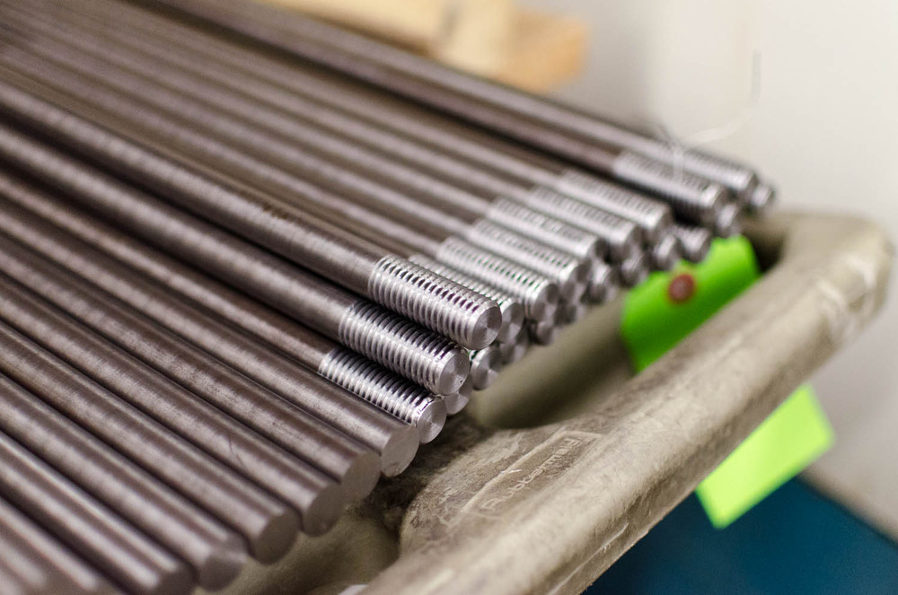 Steel Tie Bars