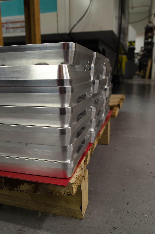 Billet Aluminum Component