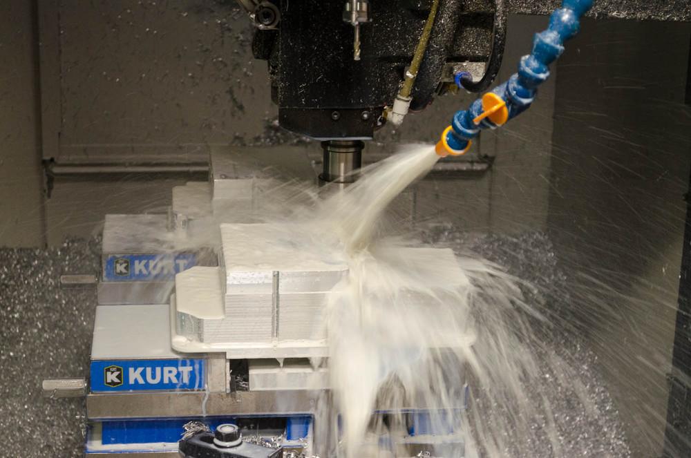 Aluminum Machining