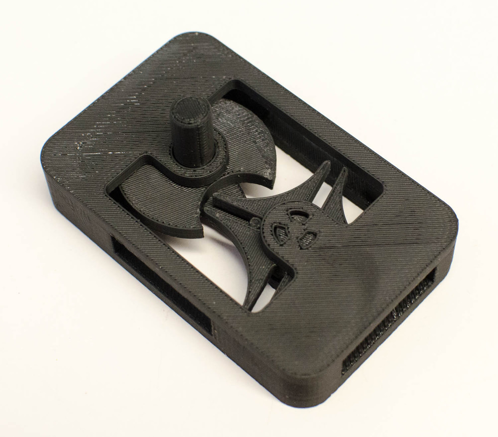 Printed FDM assembly