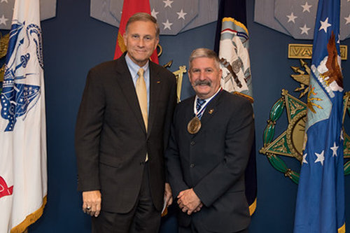 Mr. Gregory J. Slavonic, Department of the Navy Undersecretary for Manpower and Reserve Affairs