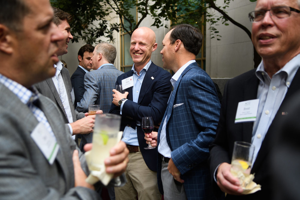 Networking Event at the St. Regis