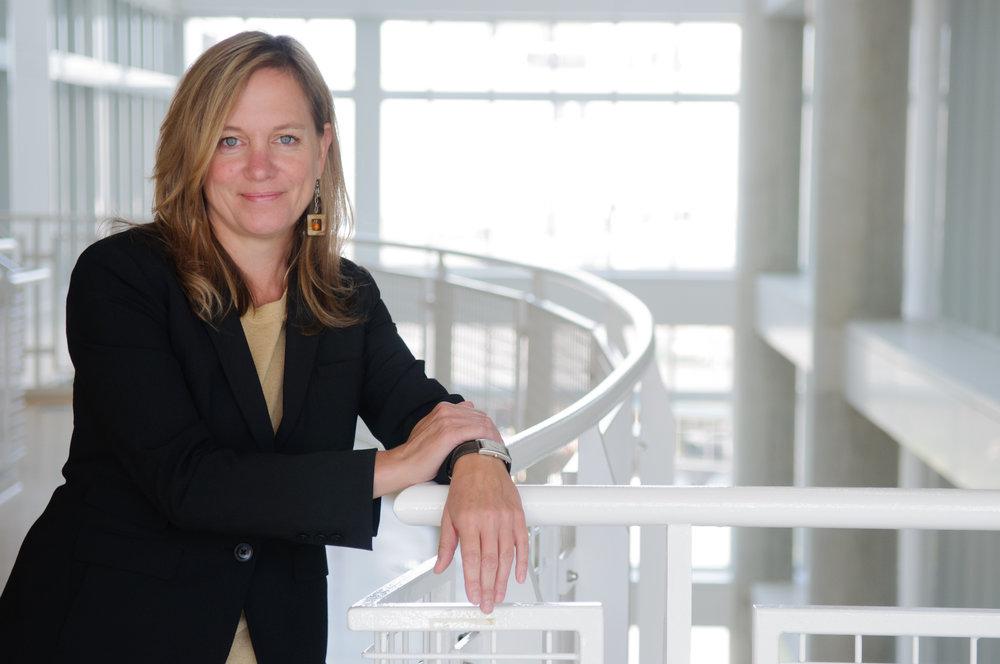 Ingrid Gorman, a Senior VP at Discovery Communications for MSNBC.com
